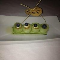 Photo taken at Sushi Den Teppanyaki by Peter B. on 2/28/2013