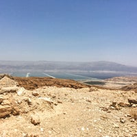 Photo taken at Sdom-Arad Road View Point / תצפית כביש סדום-ערד by Kamil S. on 5/26/2016