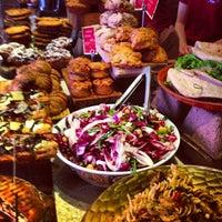 Photo taken at Birdbath Neighborhood Green Bakery by Kat E. on 4/30/2013