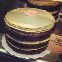 Photo taken at Miette Patisserie by Kat E. on 11/6/2012