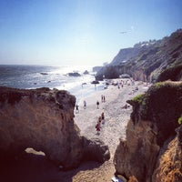Photo taken at El Matador State Beach by Kat E. on 7/8/2013