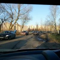 Photo taken at Кудрово by Виталик * Б. on 11/10/2012