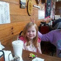 Photo taken at Keithsburg Cafe by Melissa E. on 2/8/2013