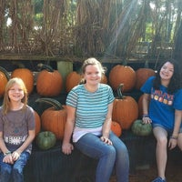 Photo taken at Uncle Bobs Pumpkin Patch by Melissa E. on 9/24/2016
