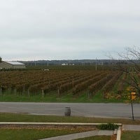 Photo taken at Trius Winery at Hillebrand by Meliza M. on 10/13/2012