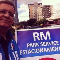 Photo taken at Edificio Itamarati by Ricardo L. on 7/25/2014