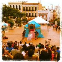 Photo taken at La Barandilla by Glory on 10/14/2012