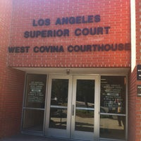 Photo taken at Los Angeles Superior West Covina Courthouse by Vincent T. on 10/16/2012