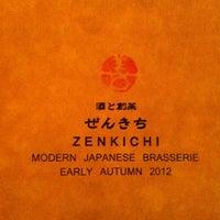 Photo taken at Zenkichi by Jihyung K. on 10/18/2012