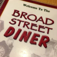 Photo taken at Broad St Diner by Chris S. on 3/6/2013