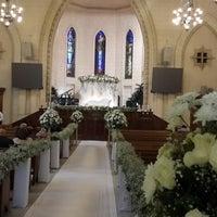 Photo taken at Kasr El Dobara Evangelican Church by NoushA A. on 5/17/2014