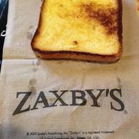 Photo taken at Zaxby's Chicken Fingers & Buffalo Wings by Lynn P. on 2/5/2013