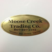 Photo taken at Moose Creek Trading Co. by Shelly M. on 6/15/2013