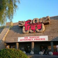 Photo taken at Frys by D L. on 8/14/2014