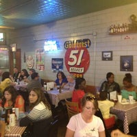 Photo taken at Gus's World Famous Hot & Spicy Fried Chicken by Jeff A. on 5/23/2013