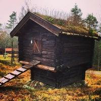 Photo taken at Gammelgården by Ghassan-Joseph M. on 12/25/2013