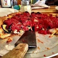 Photo taken at Little Star Pizza by Tyke Jones on 4/26/2013