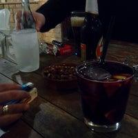 Photo taken at El Passatge Bar by Elena M. on 1/11/2014