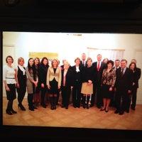Photo taken at Botschaft Der Republik Lettland by Edvards S. on 1/16/2014