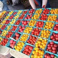 Photo taken at Mt. Pleasant Farmer's Market by Samantha S. on 8/3/2013