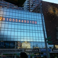 Photo taken at Union Square Metronome by William C. on 11/20/2013