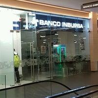Photo taken at Banco Inbursa by Jessica E. on 10/19/2016