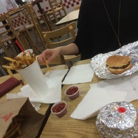 Photo taken at Five Guys by Walter J. on 1/5/2016
