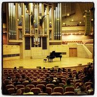 Снимок сделан в Московский международный дом музыки (ММДМ) пользователем Mikhail K. 4/22/2013