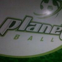 Photo taken at Planet Ball by Rafael S. on 1/9/2013