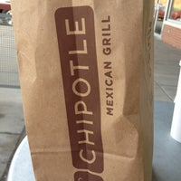 Photo taken at Chipotle Mexican Grill by Holly on 4/9/2013