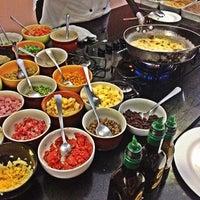 Photo taken at Panificadora e Restaurante Seridó by Leandro C. on 5/31/2013