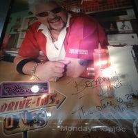 Photo taken at Broadway Diner by Abhi B. on 12/12/2012