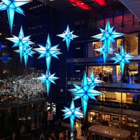 Photo taken at The Shops at Columbus Circle by Michelle Wendy on 12/23/2012
