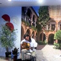 9/20/2014 tarihinde melis c.ziyaretçi tarafından AzulMavi Sahne (AzulCafe)'de çekilen fotoğraf