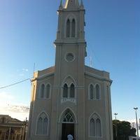 Photo taken at Colina do Sto. Antônio by Beijanizy A. on 10/27/2012