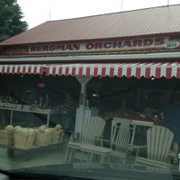 Photo taken at Bergman Orchards by Victor J. on 7/3/2013