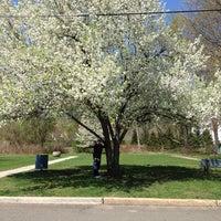 Photo taken at Washington Township Lake by Will T. on 5/3/2014
