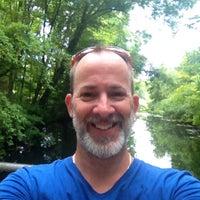 Photo taken at Washington Township Lake by Will T. on 8/5/2015