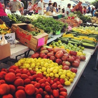 Photo taken at Farmers Market by Sarah B. on 5/19/2013