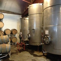 Photo taken at Founders Wine Cellar by Kristen J. on 7/14/2013