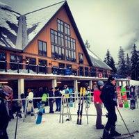 Photo taken at Cypress Mountain Ski Area by Pita C. on 1/6/2013
