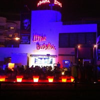 Photo taken at Little Buddha by Justin C. on 5/3/2013