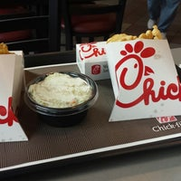 Photo taken at Chick-fil-A by Kelly B. on 11/18/2013