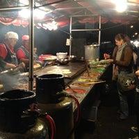 Photo taken at Tacos El Güero by Jitachi G. on 12/9/2012