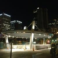 Photo taken at Pershing Square Metro Station by Thirsty J. on 1/15/2013