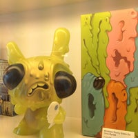Photo taken at Kidrobot by Thirsty J. on 9/5/2013