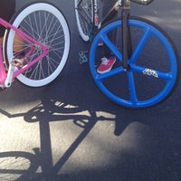 Photo taken at Ciclavia Pitstop by Thirsty J. on 10/6/2013