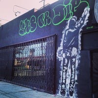 Photo taken at Melrose Avenue Shopping by Thirsty J. on 3/27/2013