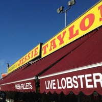 Photo taken at Jesse Taylor Seafood by William l. on 10/13/2012