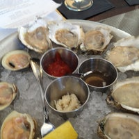 Photo taken at Rappahanock Oyster Bar by William l. on 12/22/2012